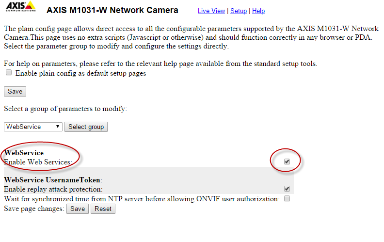 How to set up a network camera (a k a  IP camera)