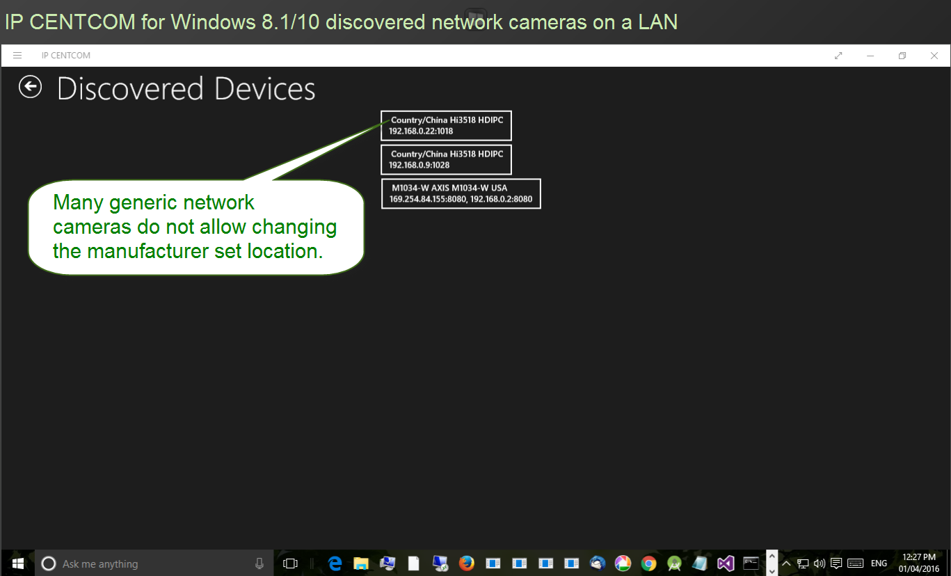 ip camera tool download windows 10